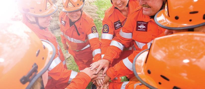 SES and NRMA Insurance – local heroes