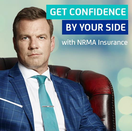 Get Confidence By Your Side with NRMA Insurance