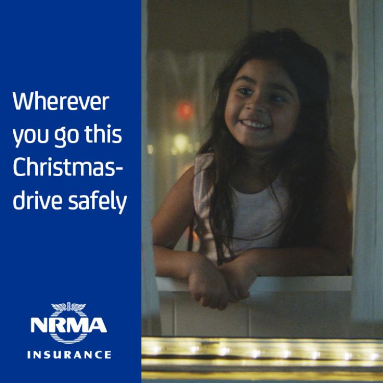 NRMA Insurance Christmas Ad - Long Way